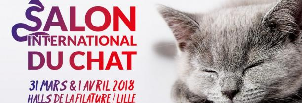 Vos places pour le SALON INTERNATIONAL DU CHAT